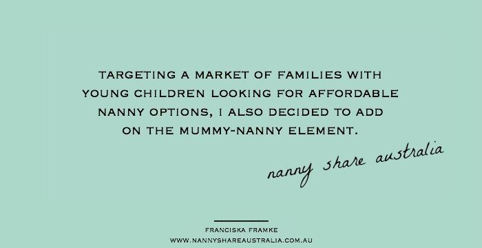 Franciska Framke Nanny Share Australia