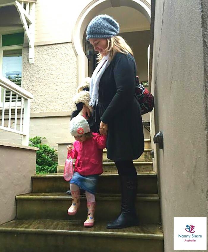 Nanny Share Australia Franciska Framke