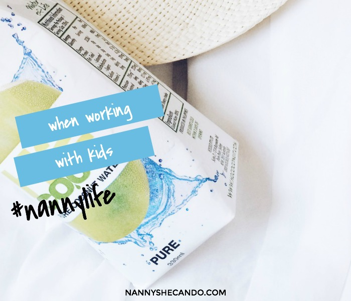 12 Essentials To Pack In Your Nanny Bag (When Working With Kids), NANNY SHECANDO, SUMMER