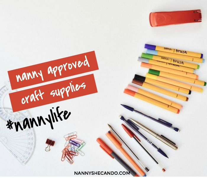 10 Essentials For Your Craft Box, NANNY SHECANDO