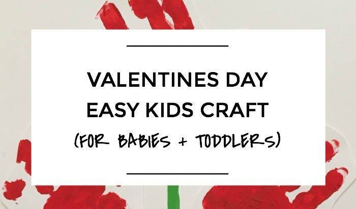 Valentines Day Easy Kids Craft, NANNY SHECANDO