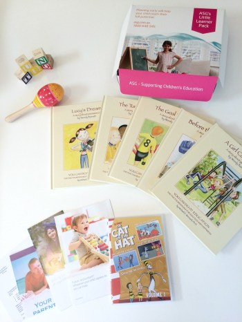 Review ASG Little Learner Pack NANNY SHECANDO