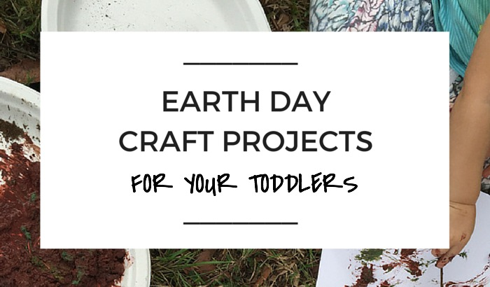 Earth Day Craft Projects, NANNY SHECANDO, #EARTHDAY