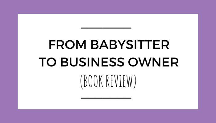 From Babysitter To Business Owner, Rachel Aren, In Rachel's Care