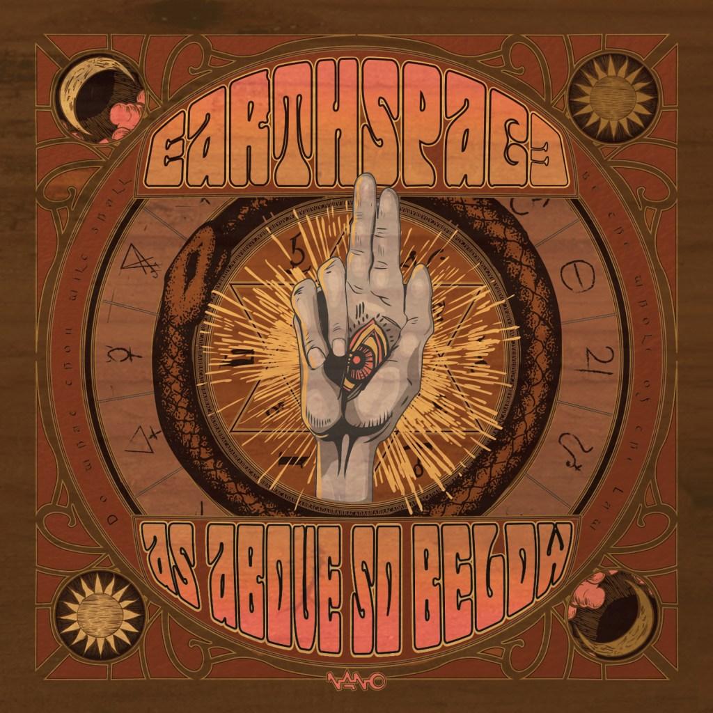 New Release: Earthspace As Above So Below