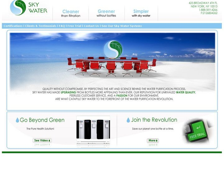 Sky Water Systems