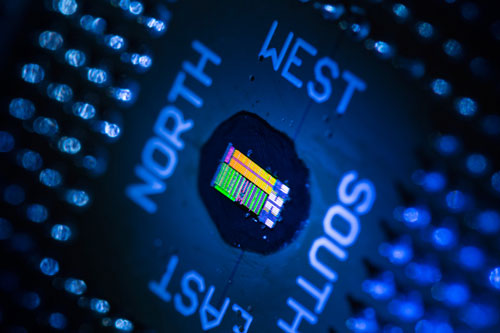 optoelectronic chip