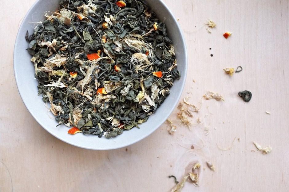 zielona herbata jak zrobić