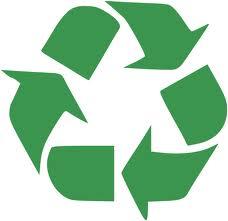 znak opakowanie nadaje się do recyklingu
