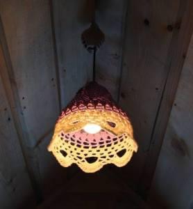 lampa z odzysku