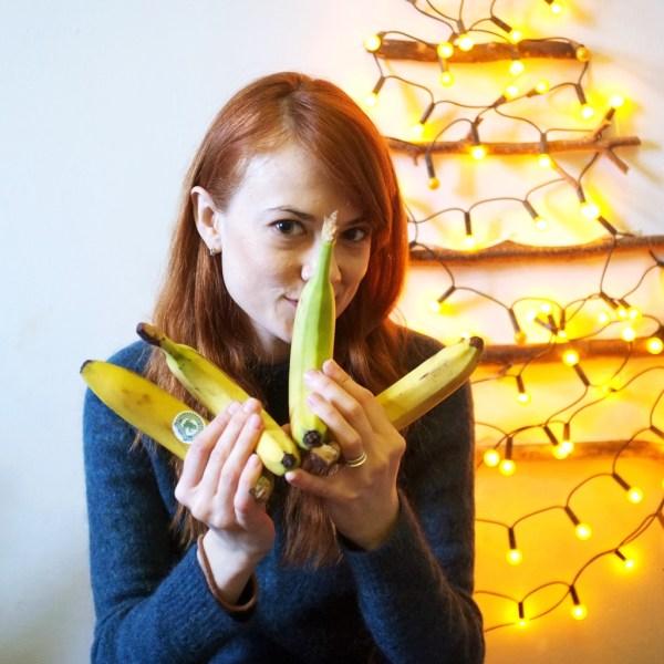 pojedyncze banany