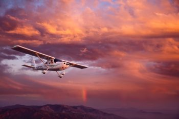 Photography of the Cessna Skycatcher