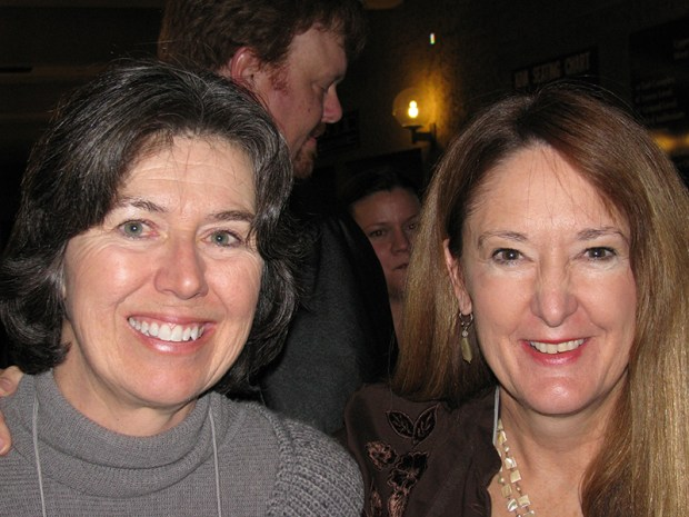 Lifelong friendships have been made at NANPA Summits! Executive Director, Susan Day and 2019 Summit Program Chair, Kathy Adams Clark at a reception in Albuquerque at the 2009 Summit. Photo by Richard Day.