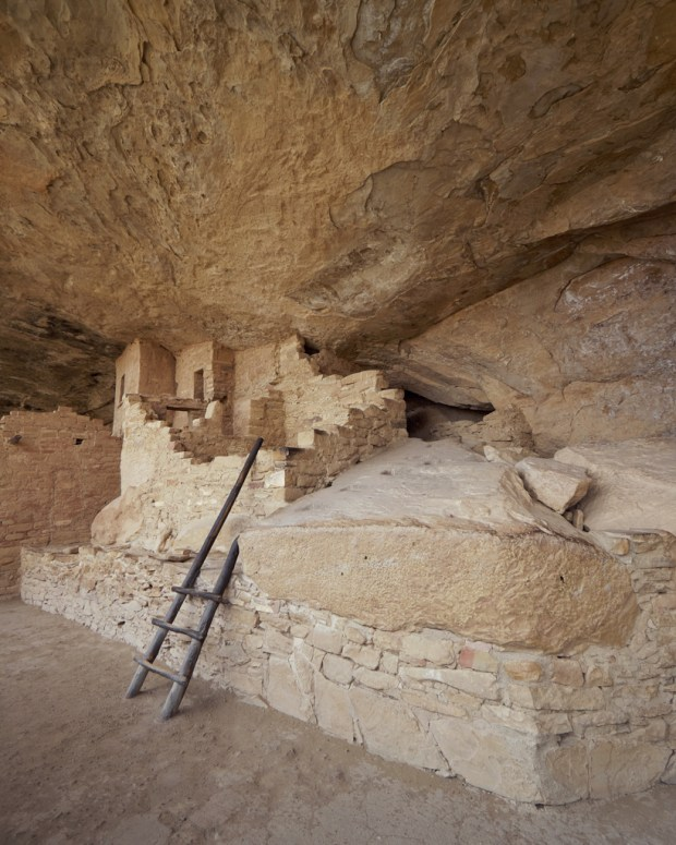 Balcony House, Mesa Verde National Park © Ashton Hooker