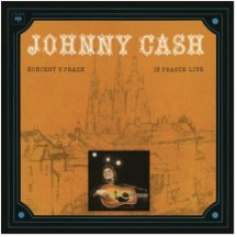 Disque collector du Disquaire Day 2015 Johnny Cash Koncert v Praze (In Prague- Live)