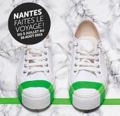 La ligen verte du Voyage à Nantes 2015