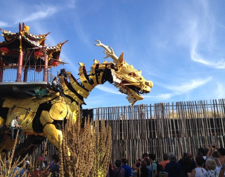 Long Ma le cheval dragon en août 2015 à Nantes - Nantaise (21)