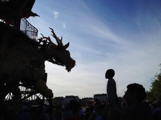 Long Ma le cheval dragon en août 2015 à Nantes - Nantaise (24)