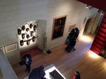 Noël au Chateau des Ducs de Bretagne à Nantes 2015 - Exposition Créatures de (14)