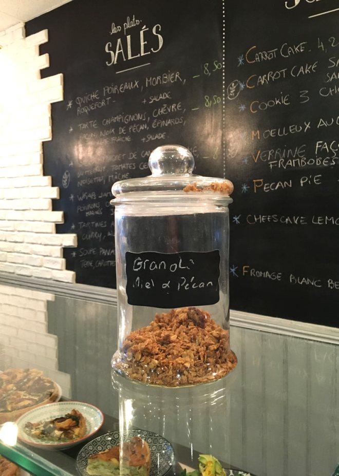 Le Sugar Blue café à Nantes : test du restau et du brunch