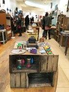 La boutique de créateurs du centre Beaulieu à Nantes