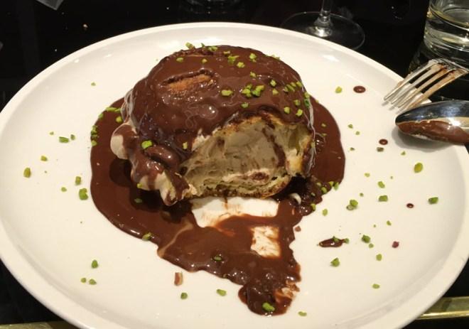 Test du chou Franlin de Chez Franklin, restaurant bistrot à Nantes