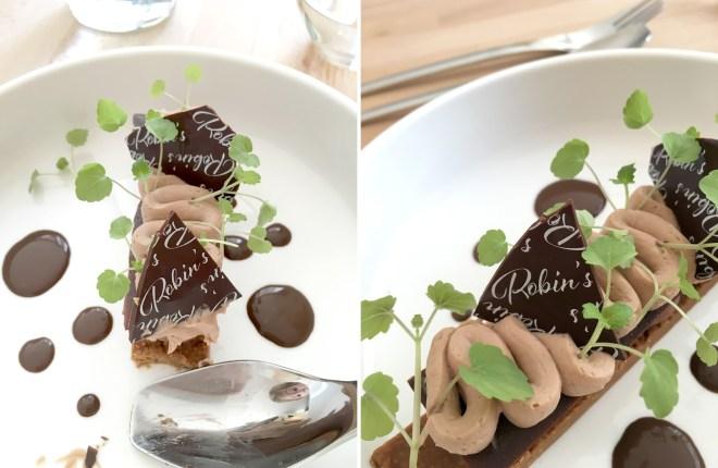 Le Robin's : restaurant design et moderne à Nantes et bar à desserts chic