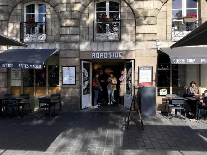 Roadside : burgers artisanaux à Nantes