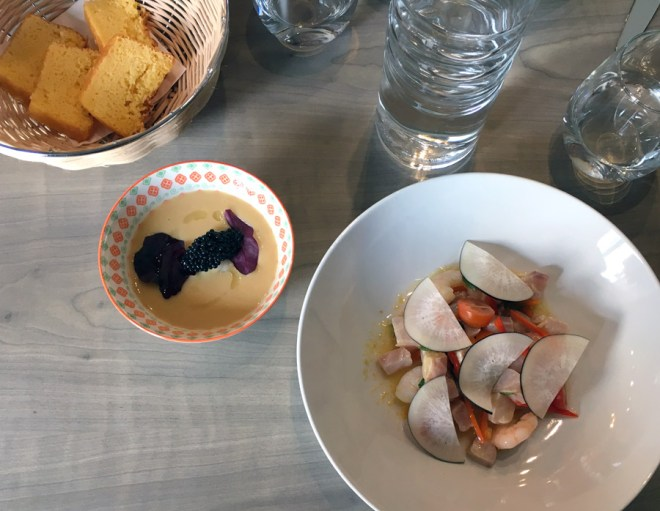 Mon avis sur le restaurant colombien de ceviche Nazca cebicheria à Nantes