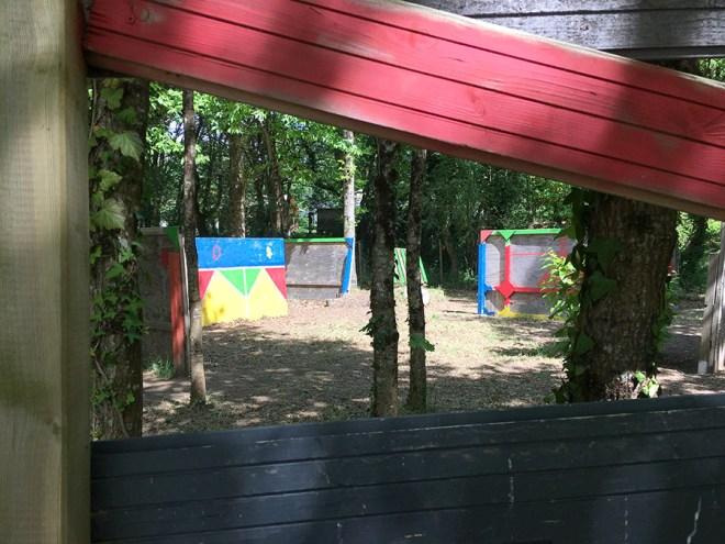 Laser tag à la Vallée des Korrigans à Savenay à côté de Nantes