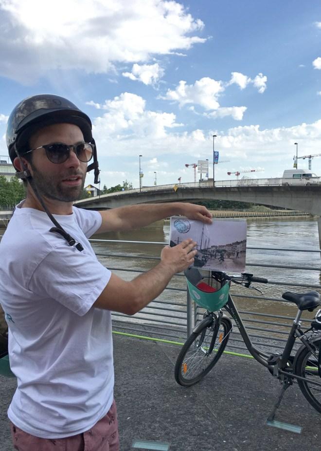 Visite de Nantes en vélo électrique avec Bike'N tour