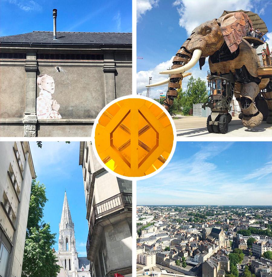 Idées de choses à voir et visiter à Nantes