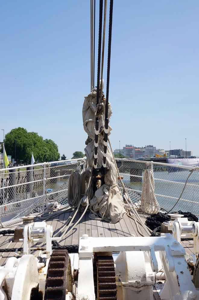 Le Belem, bateau nantais à visiter