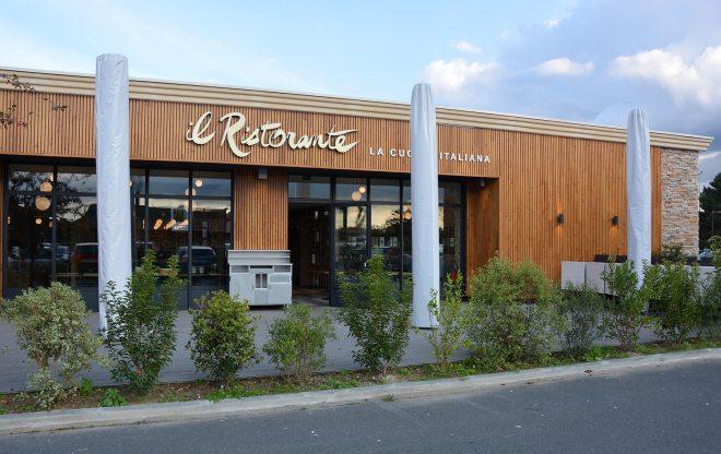 Il ristorante, restaurant italien à Saint-Herblain à côté de Nantes
