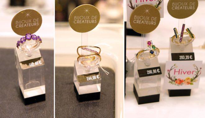 Bijoux de créateurs à prix Leclerc
