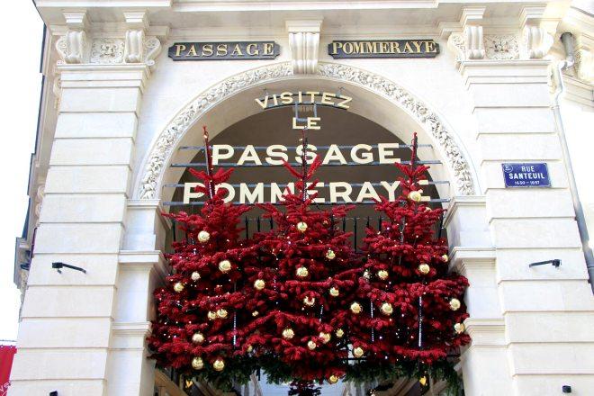 Le Passage Pommeraye à Nantes