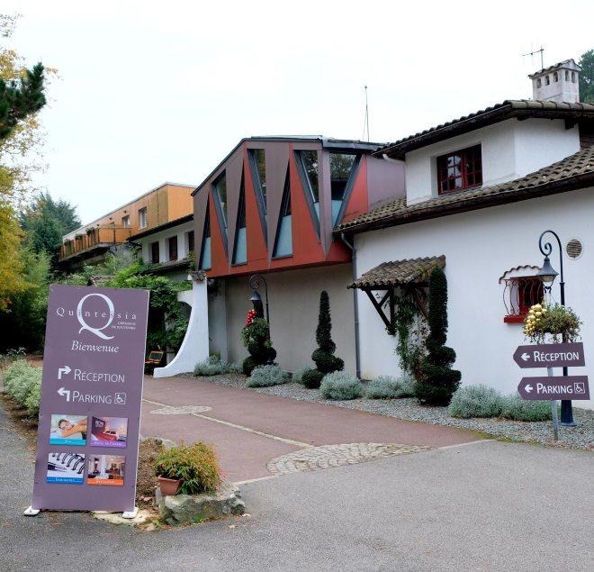 Test du coffret détente à la nantaise au Quintessia resort à Orvault, près de Nantes