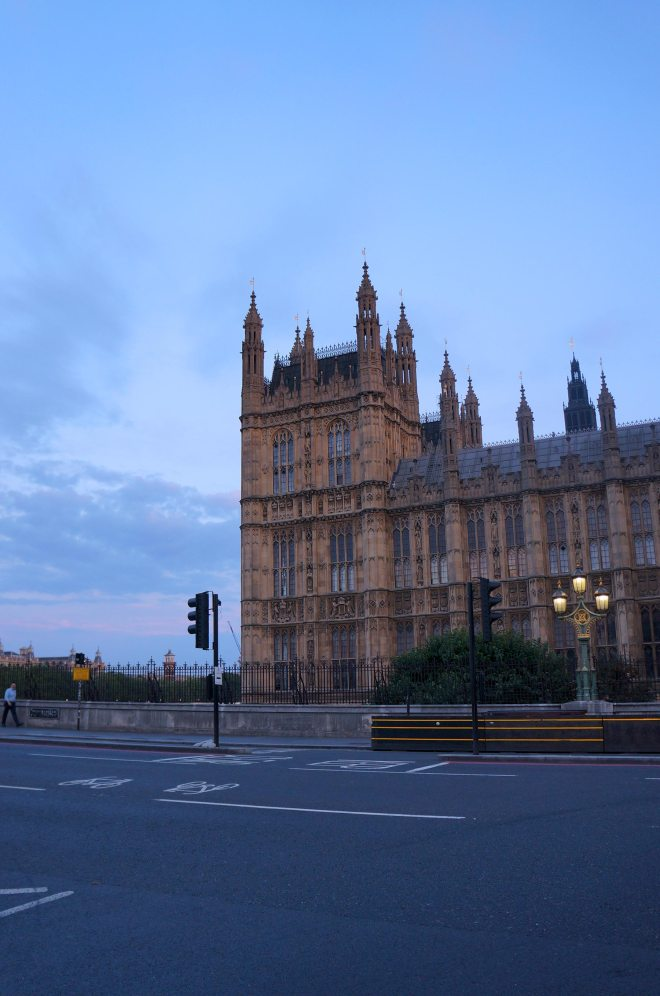Houses of parliament à Londres