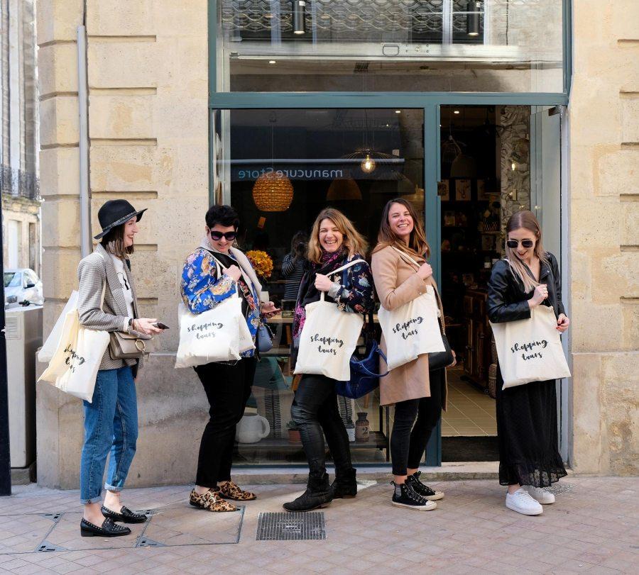 hopping tour : activité touristique à Bordeaux