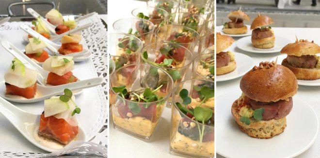 Les spécialités des restaurants du Guide des tables de Nantes 2018
