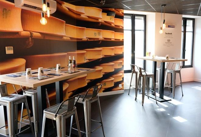 Basilic & Co : pizzeria atypique située à Nantes boulevard Schumann