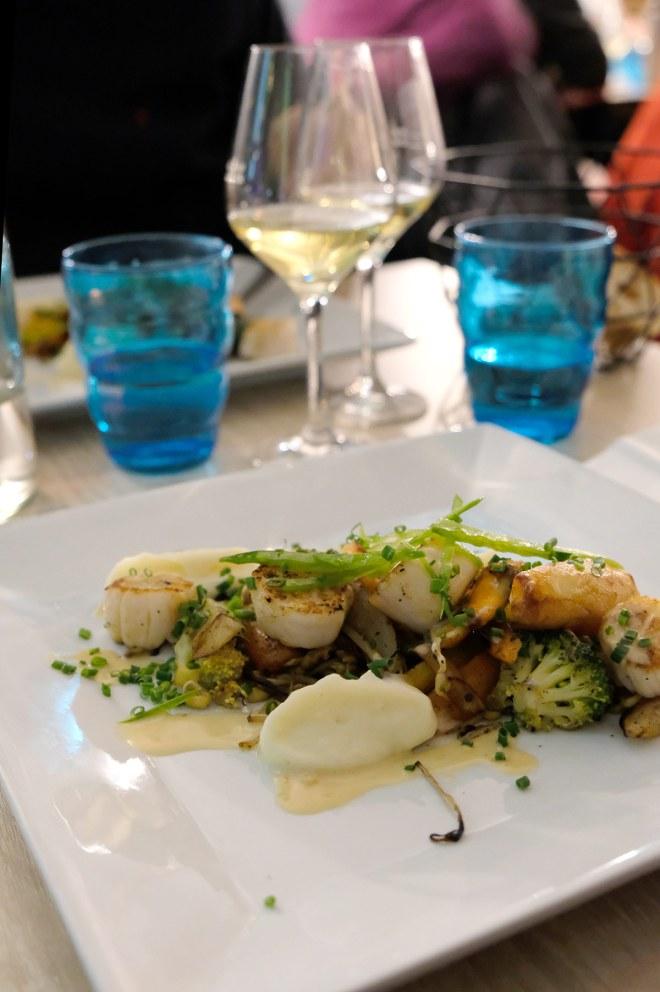 Photos des plats du restaurant Le Prologue, restaurant gastronomique à Nantes