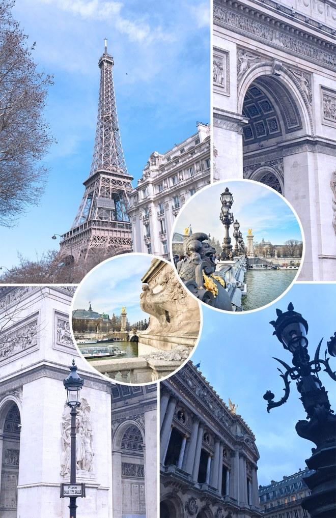 Balade touristique à Paris