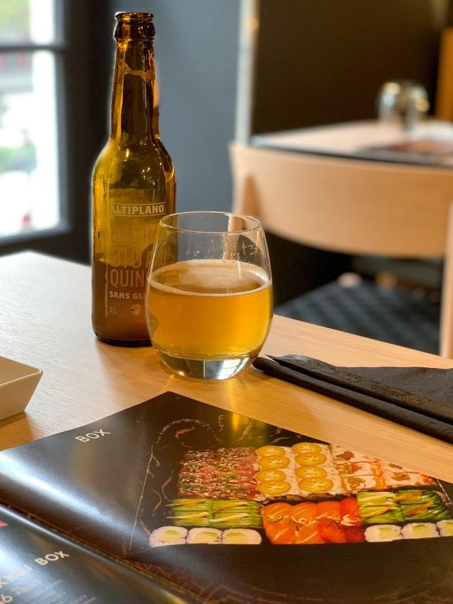 Côté sushi, restaurant asiatique fusion à Nantes