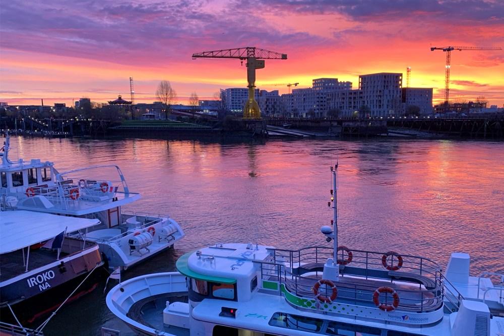 Décembre à Nantes