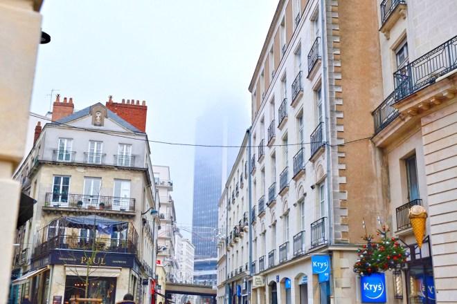 Balade à Nantes au mois de janvier