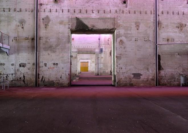 Visite du musée Escal'Atlantique à Saint-Nazaire qui situé dans l'ancienne base navale sous-marine