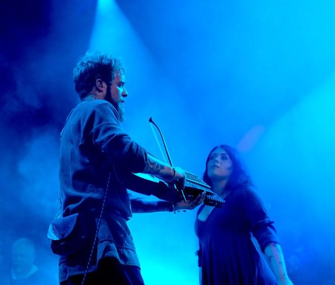 Le Hellfest 2019 en images : le concert de Skald vikings