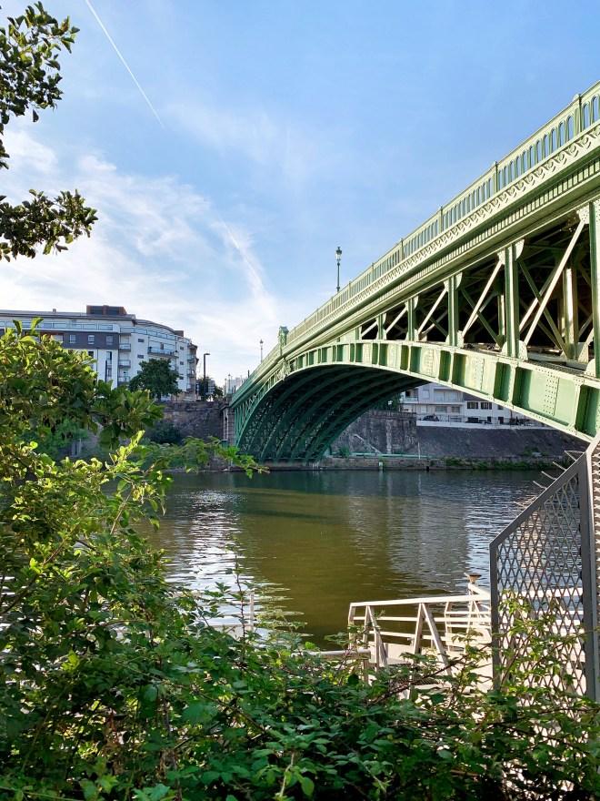 Pont à Nantes