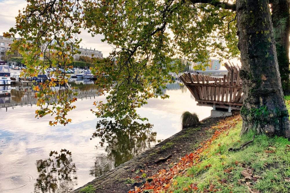Canal St Félix à Nantes
